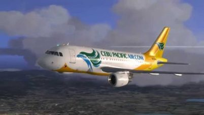 Cebu Pacific Airplane