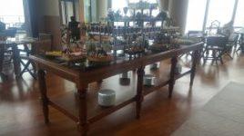 Brasserie on 3 Conrad Hotel