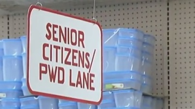 PWD / Senior Citizens Lane
