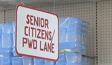 PWD / Senior Citizens Lane