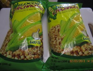 Ilocos Chichacorn Garlic Flavor