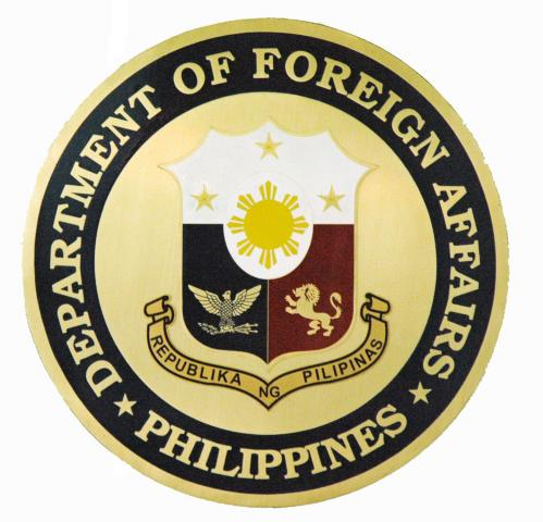 Department of Foreign Affairs Logo