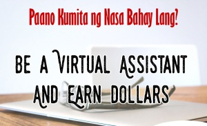 How To Work From Home And Earn Us Dollars In The Philippines