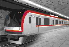 Mega Manila Subway