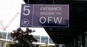 NAIA terminal 3 exclusive lane for OFW (Overseas Filipino Worker)