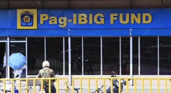 Pag-IBIG office via Interaksyon.com