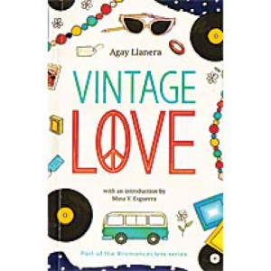 Vintage Love by Agay Llanera book cover.