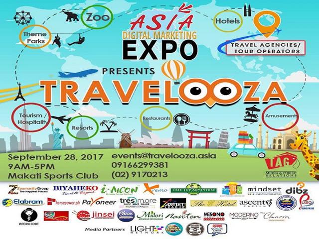 Asia Digital Marketing Expo Travelooza