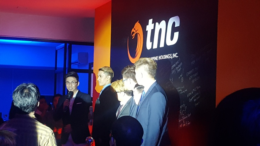 TNC Philippine Holdings, Inc Grand Opening
