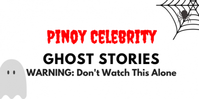 Pinoy Celebrity Ghost Stories Ad Banner