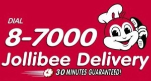 Globe subscribers can call Jollibee delivery for free