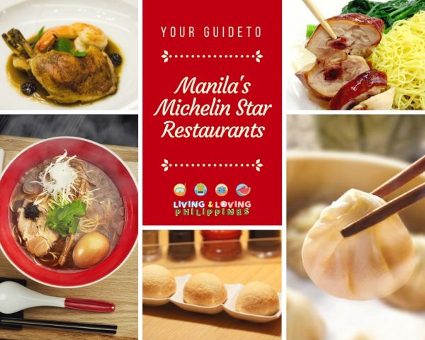 Michelin Star Restaurants in Manila