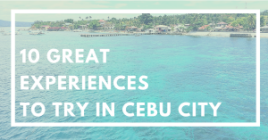 Places to Visit in Cebu