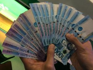 17 thousand pesos