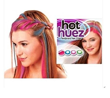 Hot Huez Temporary Hair Color as seen on tv