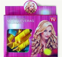 Magic Leverag Curlers as seen on tv