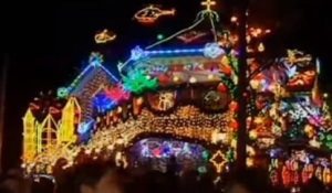 Christmas House in Sta. Maria, Bulacan