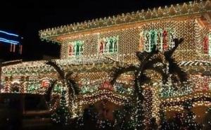 Christmas Street in Policarpio Street