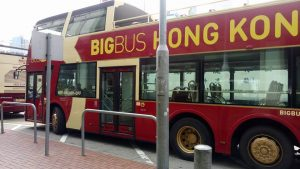 Big Bus Tour Hong Kong