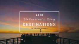 Valentine's Day Destinations near Manila