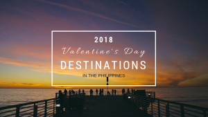 Valentine's Day Destinations near Manila