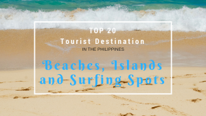 Top 20 Beaches in the Philippines