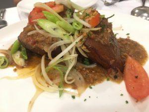Twice Cooked Pork Binagoongan