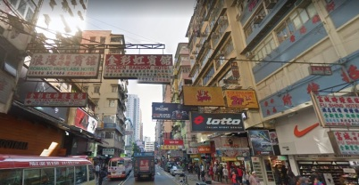 Hong Kong Shopping Places