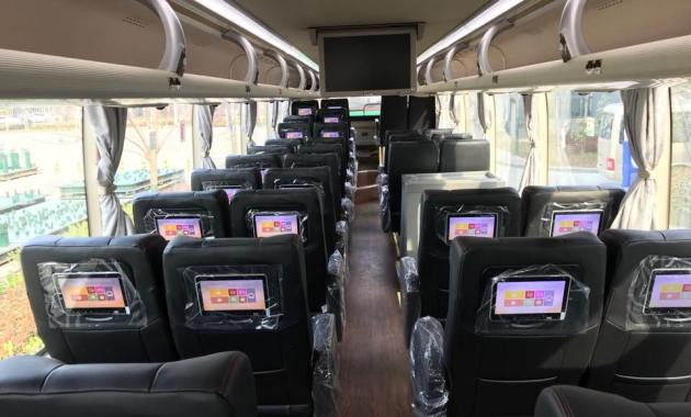 Farinas Trans Super Deluxe Bus