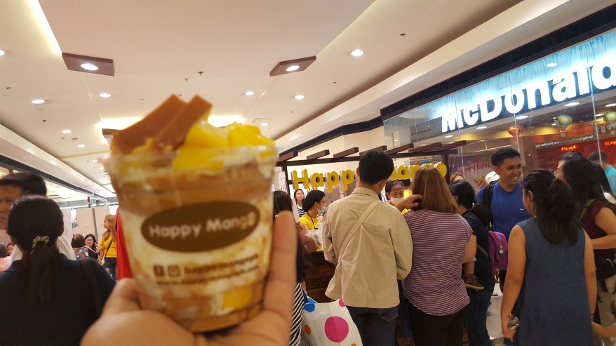 Happy Mango desserts