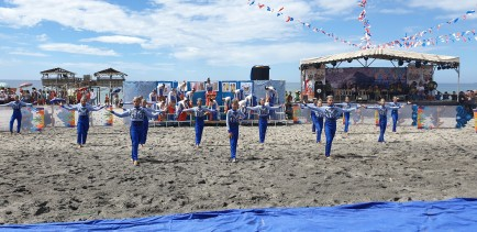 Pawikan Festival in Morong Bataan 2018 dance competition 3