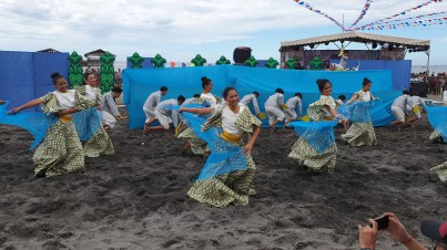 Pawikan Festival in Morong Bataan 2018 dance competition 6