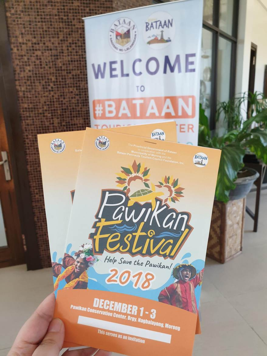 Pawikan Festival in Morong Bataan 2018 dance competition 9