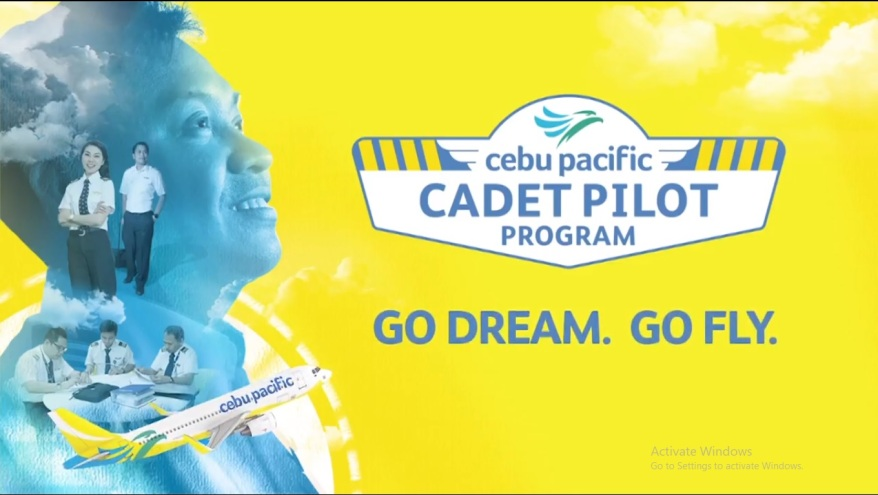 Cebu Pacific scholarship program