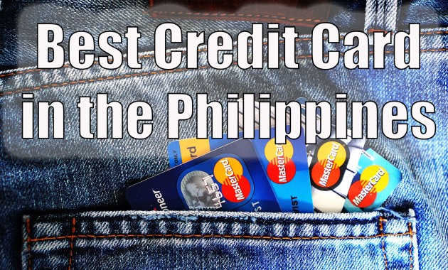 Credit cards in the Philippines